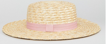 Blush Hat